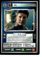 Star Trek CCG Holodeck rechange IMAGE RARE CARTE Iden (Hirogen)