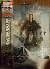 "2015 Marvel Select Avengers: Age Of Ultron ""Black Widow"" Action Figure"