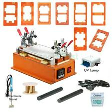 986B LCD Screen Glass Repair Cellphone Glass Removal Separator Machine Plate Kit