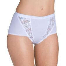 4 x Sloggi Chic Maxi Cotton Slips Gr. 48  Farbe: weiß