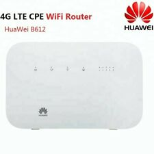 Huawei B612s-25d LTE Cat6 4G+ LTE CPE VOIP WiFi Mobile Hotspot Internet Router