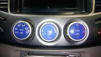 Mitsubishi L200 Kb4 Double Cab 2006-2012 HEATER CONTROL PANEL