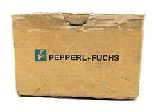 Pepperl + fuchs UB1000 + Fp + E6 27244 08276 Ultrasónico Sensor Gama 200-1000 MM
