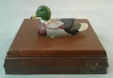 Wood Duck Card Box With 2 Decks Sealed