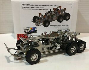 Mitoos M966A Chassis Raid Truck 6x6 Battle 120mm And 127mm Competition