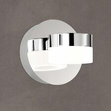 WOFI LED Applique murale LUCE CHROME 1-FLG Spot IP23 classe de protection 3,6