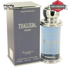 Thallium Cologne 3.3 oz EDT Spray for MEN by Parfums Jacques Evard