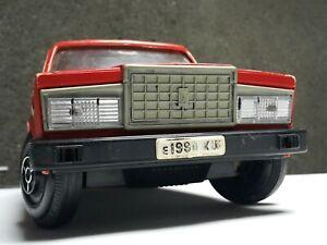 VINTAGE LADA VAZ 2107 LARGE TOY CAR MODEL 1990 USSR RUSSIA CCCP SOVIET ERA 1:8