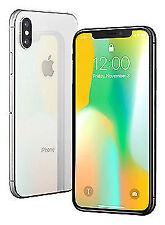 Apple iPhone X - 64GB - Silver (Verizon Unlocked) FREE SHIPPING