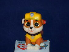 TY Beanie Boos Mini Boo RUBBLE Paw Patrol Collectible Figure (2 inch)         P3