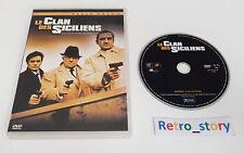 DVD Le Clan Des Siciliens - DELON - GABIN - VENTURA