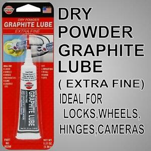 DRY POWDER GRAPHITE LUBRICANT Versachem 10250