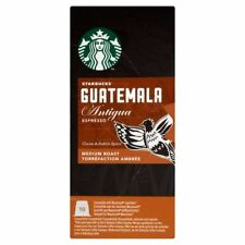 Starbuck's Espresso Guatemala Capsules - 10 x 5.5g