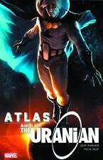 Atlas Marvel Boy: The Uranian by Jeff Parker & Felix Ruiz 2010 Tpb Marvel Comics
