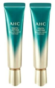 AHC Ageless Real Eye Cream for face Season9 30ml 2pcs whitening Anti wrinkle