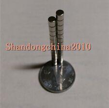 200pcs Neodymium Disc Mini 2mm X 2mm Rare Earth N35 Strong Magnets Craft Models