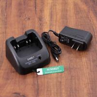 Desktop Charger for ICOM BP-227 F50 F51 F60 M87 M88 V85 Battery