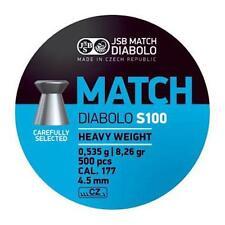 Diabolo JSB Match für Luftgewehr 20 Dose mit 500 Diabolo gleich 10000 Diabolo