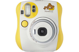 FUJIFILM Instant Camera Cheki instax mini 25 Rilakkuma Japan Limited Used
