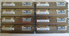64GB (8x8GB) PC3L-10600R ECC  DDR3  HP Proliant ML150 ML330 ML350 ML370 G6 G7 G8