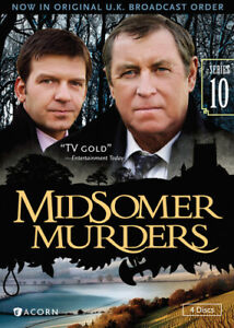 Midsomer Murders: Series 10 [New DVD]