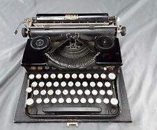 Antique 1927 -1928 ROYAL  Portable Model Typewriter - P31290