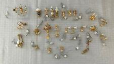 Huge lot of Doll House Miniature Lights, Lighting, Lamps, Chandelier, Sconces