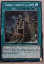 Castello-Ingranaggio Antico SR03-IT023 COMUNE  MINT YUGIOH!