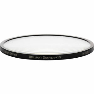 New Lindsey Optics 138mm Brilliant Close-Up Diopter +1/2 # L-138-DIOPTER1/2-AR