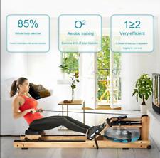 Intelligent Heavy Duty Rowing Machine Silent Home Fitness Workout Rower Machin