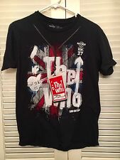 Hard Rock Cafe San Antonio Signature Series 27 The Who T Shirt Men's Small