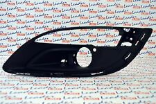 GENUINE Vauxhall ASTRA J - FRONT BUMPER FOG LIGHT GRILL / GRILLE LH NEW 13387224