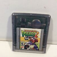 Top Gear Pocket 2. GameBoy Color Gbc Fast Shipping Authentic Fun Racing Game