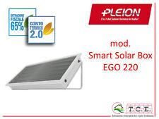 Solare termico PLEION mod. SMART SOLAR BOX EGO 220 circ. naturale - no Solcrafte
