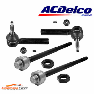 Steering Linkage Tie Rods Set For Cadillac Escalade, Chey Avalanche, GMC Yukon