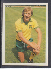 Panini Top Sellers - Football 77 - # 216 Dave Stringer - Norwich