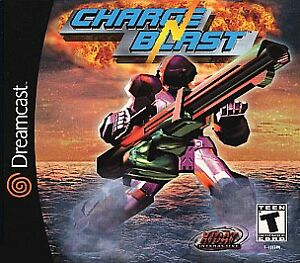 Charge & Blast Dc GAME NEW
