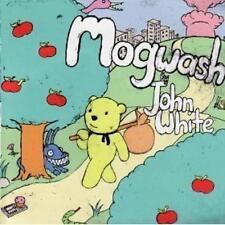 JOHN WHITE  -  MOGWASH / BALOON ADVENTURE -  CD, 2008