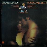 JACKIE GLEASON romeo and juliet LP Mint- ST-398 Vinyl 1965 Record