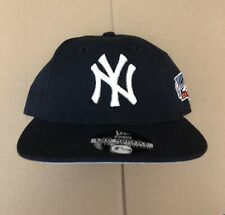 New York Yankees 2000 World Series Patch Low Profile Fitted Hat Cap 7 1/4 NY era