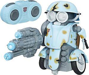 Hasbro Toy RC Robot TRANSFORMERS C09351020 The Last Knight Autobot Sqweeks, 6+