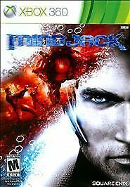 Mindjack  (Xbox 360, 2011) With Exclusive Ability Pack NEW FACTORY SEALED!