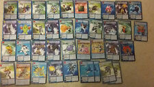 Japanese Digimon Cards Including Holo Waregreymon, Megadramon and More