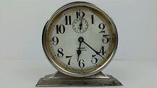 *Parts & Repair* Vintage Westclox Big Ben De Luxe Wind Up Alarm Clock 48-A , USA