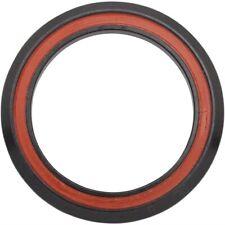 Two (2) Cane Creek Black Oxide Steel Headset Cartridge Bearings 45/45 41.8mm/1