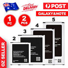 New Genuine OEM Li-ion Replacement Battery For Galaxy S3 S4 S5 Note 3 4