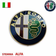 Stemma ALFA ROMEO MITO GIULIETTA 147 156 159 Logo Fregio Ant/Post 74mm
