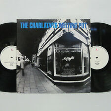 THE CHARLATANS - MELTING POT 2LP 1988 UK ORIG OASIS BLUR STONE ROSES OCEAN PULP