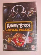 Angry Birds Star Wars (PC, 2012)- BRAND NEW  SEALED