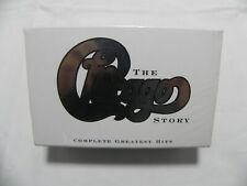 Chicago - The Chicago Story Complete Greatest Hits Korea 2 Cassette Tape SEALED